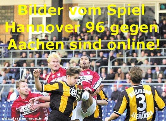 Das Hannover 96 Fanmagazin - Alles rund um die Roten von Hannover 96